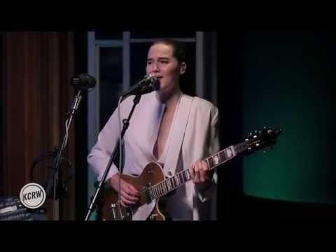 """Sofi Tukker performing """"Déjà Vu Affair"""" Live on KCRW"""
