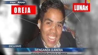 EXCLUSIVO | La venganza llanera: videos inéditos previos al crimen de SMP