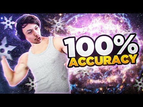 LL STYLISH | 100% SKILLSHOT ACCURACY IS EASY!!