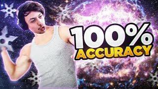 lL STYLISH | 100% SKILLSHOT ACCURACY IS EASY!!