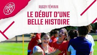 Rugby féminin : Le début d'une belle histoire !
