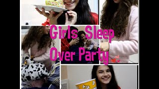 מסיבת פיגמות | !!!sleep over -food  games  nails snd more Thumbnail