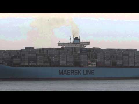 140126 Shipspotting Rotterdam