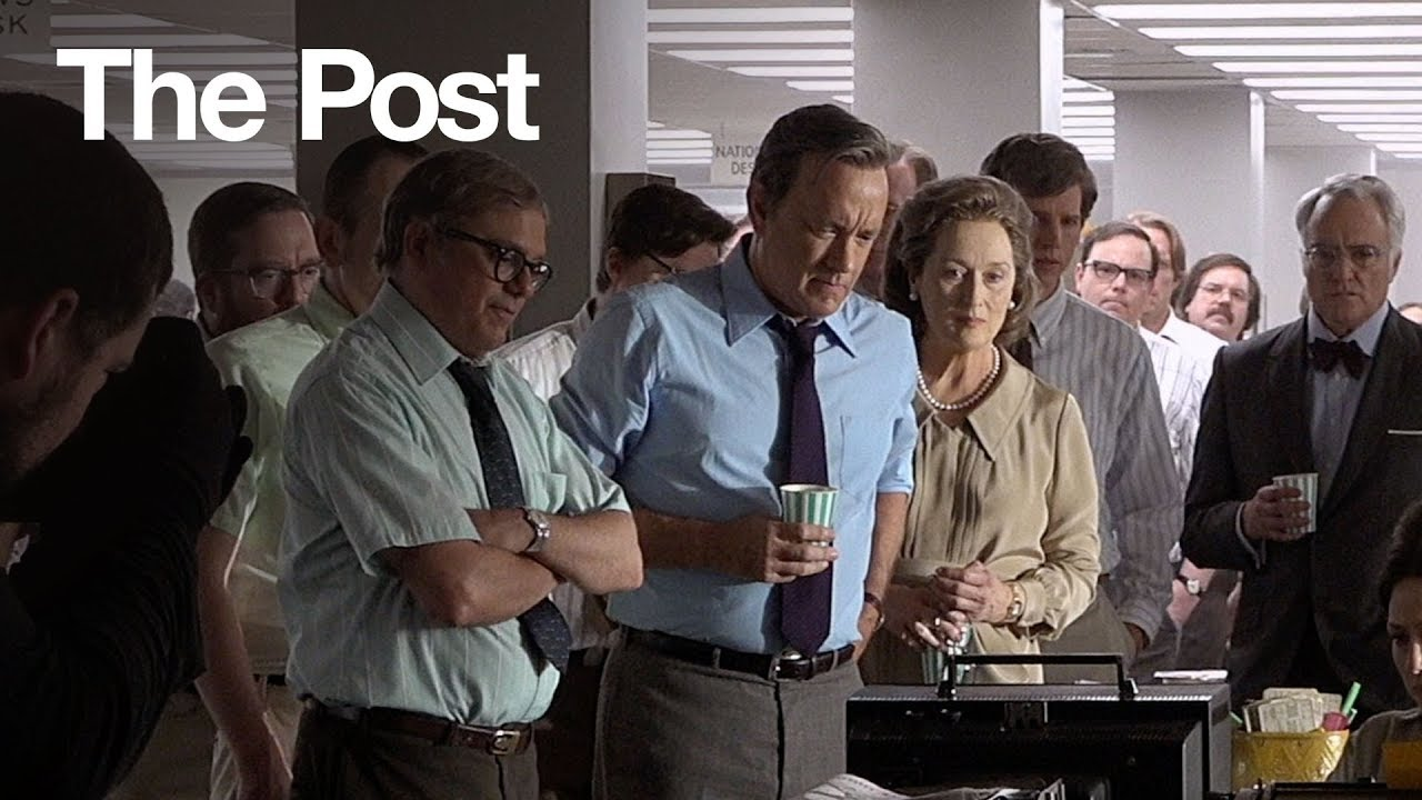 The Post Steven Spielberg Directs Meryl Streep Tom