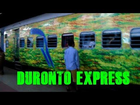 Puri Sealdah Duronto Full Journey Coverage I Puri Trip 2016