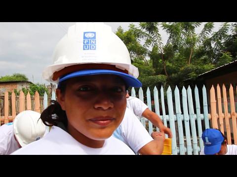 PNUD en el proceso de recuperación de Ecuador