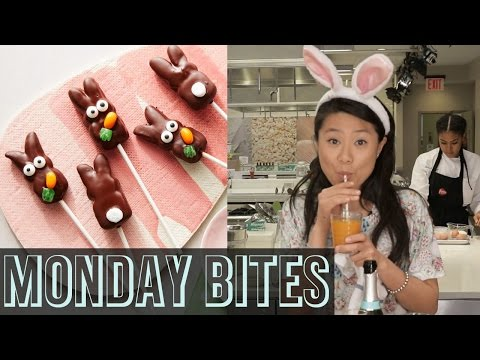 Bottoms Up for Bunny Butts! | Food Network