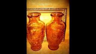 видео Антикварные парные вазы