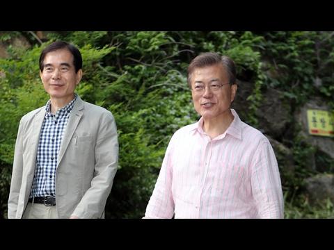 문 대통령, 양산 사저에서 정국 구상…국정기획위 출범 / 연합뉴스TV (YonhapnewsTV)