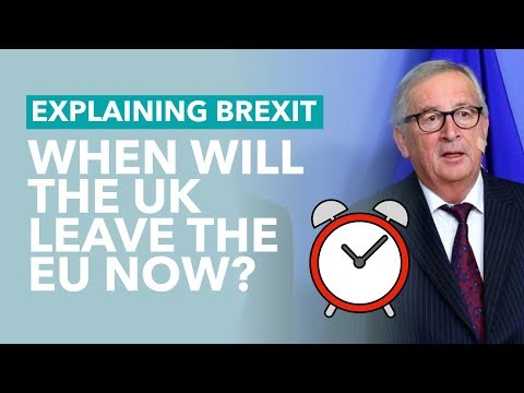 How Long Did the EU Extend Brexit For? - Brexit Explained
