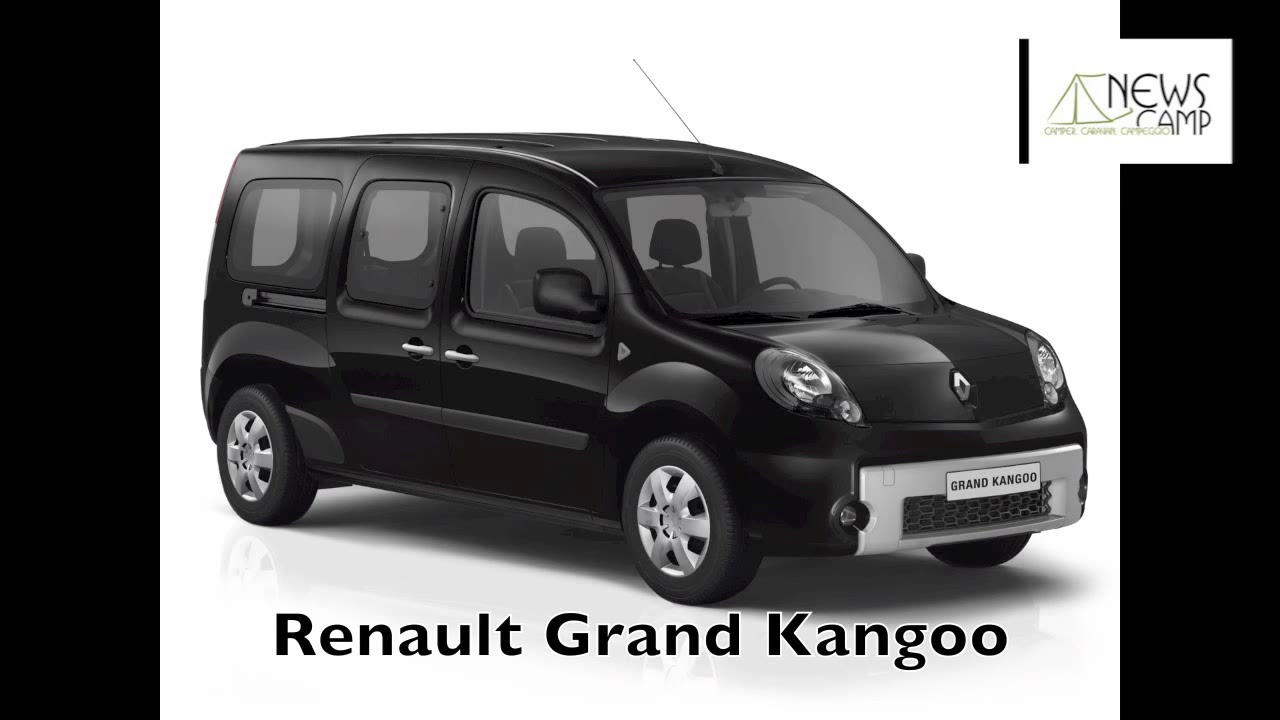 renault grand kangoo youtube. Black Bedroom Furniture Sets. Home Design Ideas