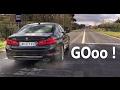 Essai BMW 540i , 340 ch accélération
