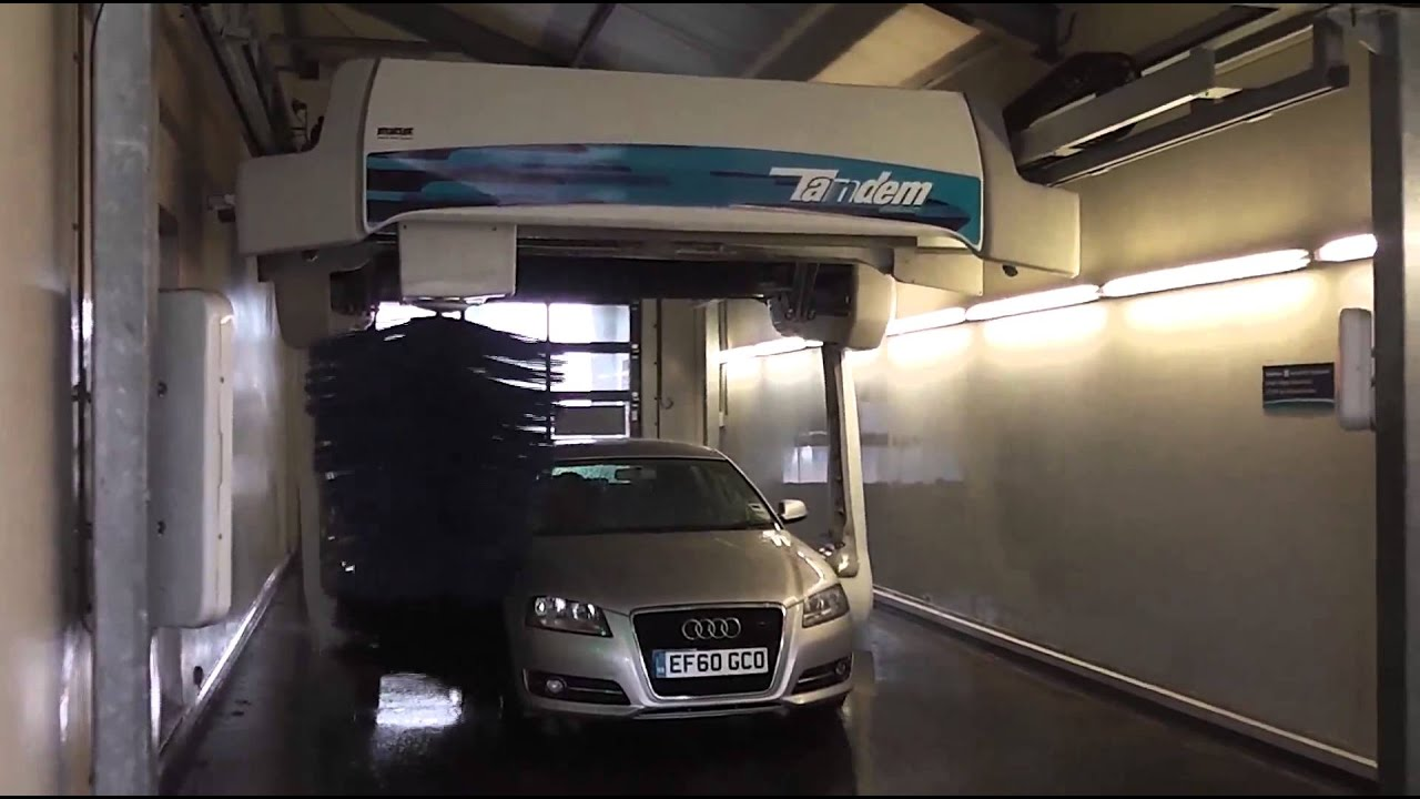 Find A Gas Station >> PDQ Tandem RiteTouch car wash - YouTube