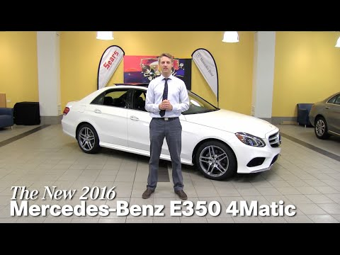 Review: New 2016 Mercedes-Benz E350 E-Class Minneapolis Minnetonka Wayzata MN E350 Specs