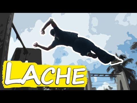 LACHE (+ Lache Precisão) • Tutorial em Português