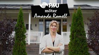 PMU möter - Amanda Romell