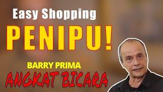 Pendapat Bintang Film Senior Barry Prima Mengenai Easy Shopping