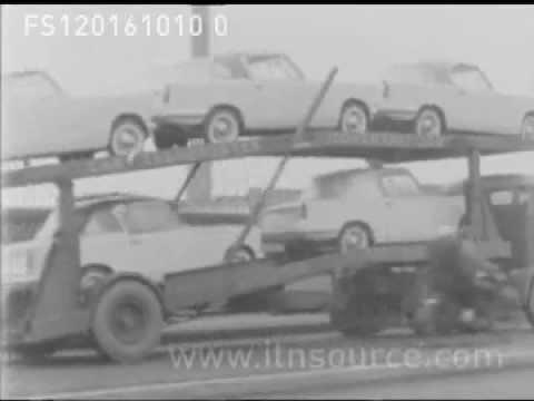 Standard Triumph Factory 12 January 1961