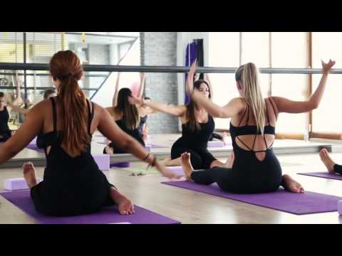 Oxygen Health Club - Yoga Vinyasa Flow