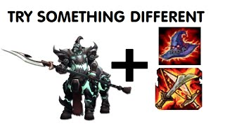 Try something different - AP Hecarim