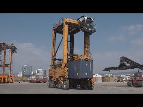 Άρχισε η αναβάθμιση του μηχανολογικού εξοπλισμού στο λιμάνι