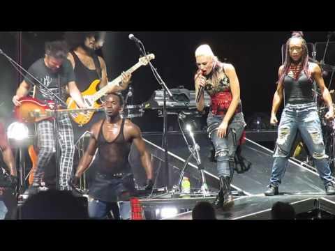 Gwen Stefani 8/9/16 Cincinnati concert