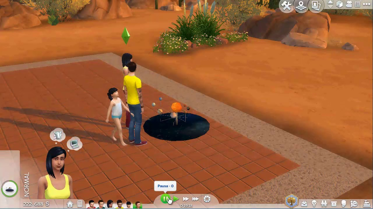 Action Solar Lampen : Animated solar system lamp. sims 4 youtube