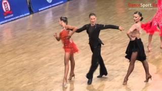 Хржановский Семен - Бунина Виталина, 1.2 Samba