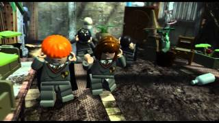 LEGO Harry Potter: Years 1-4 Playthrough W/ Commentary [Part 8]