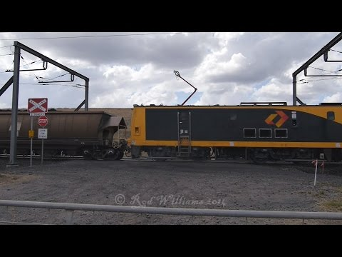25kV Air Gap : Australian Railways