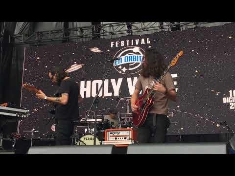 Holy Wave Stage Sputnik En Órbita Festival Planetario Santiago Chile 16-12-2017