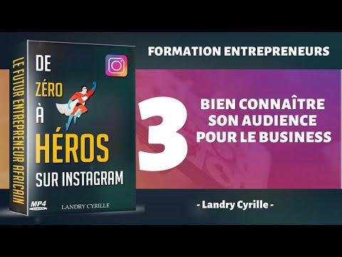 Live #3 - Bien connaître son audience pour ton business (Landry Cyrille)