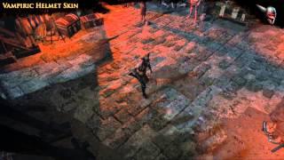 Path of Exile - Vampiric Helmet Skin