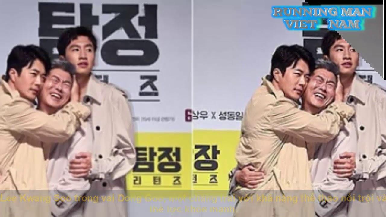 Lee Kwang Soo Tham Gia Bộ Phim Mới