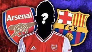 Barcelona Make Arsenal Star Their Number 1 Transfer Target To Replace Luis Suarez! | Transfer Talk