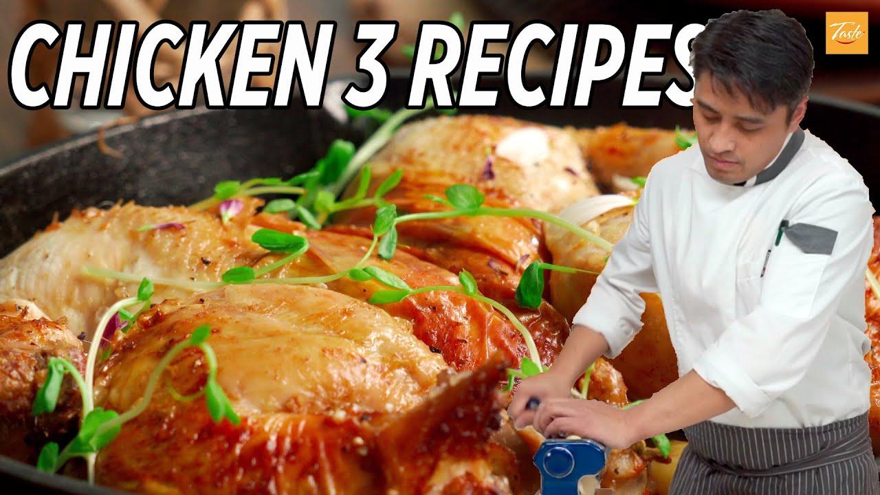 How To Make Chicken | Tasty Chicken Recipe • Taste Show