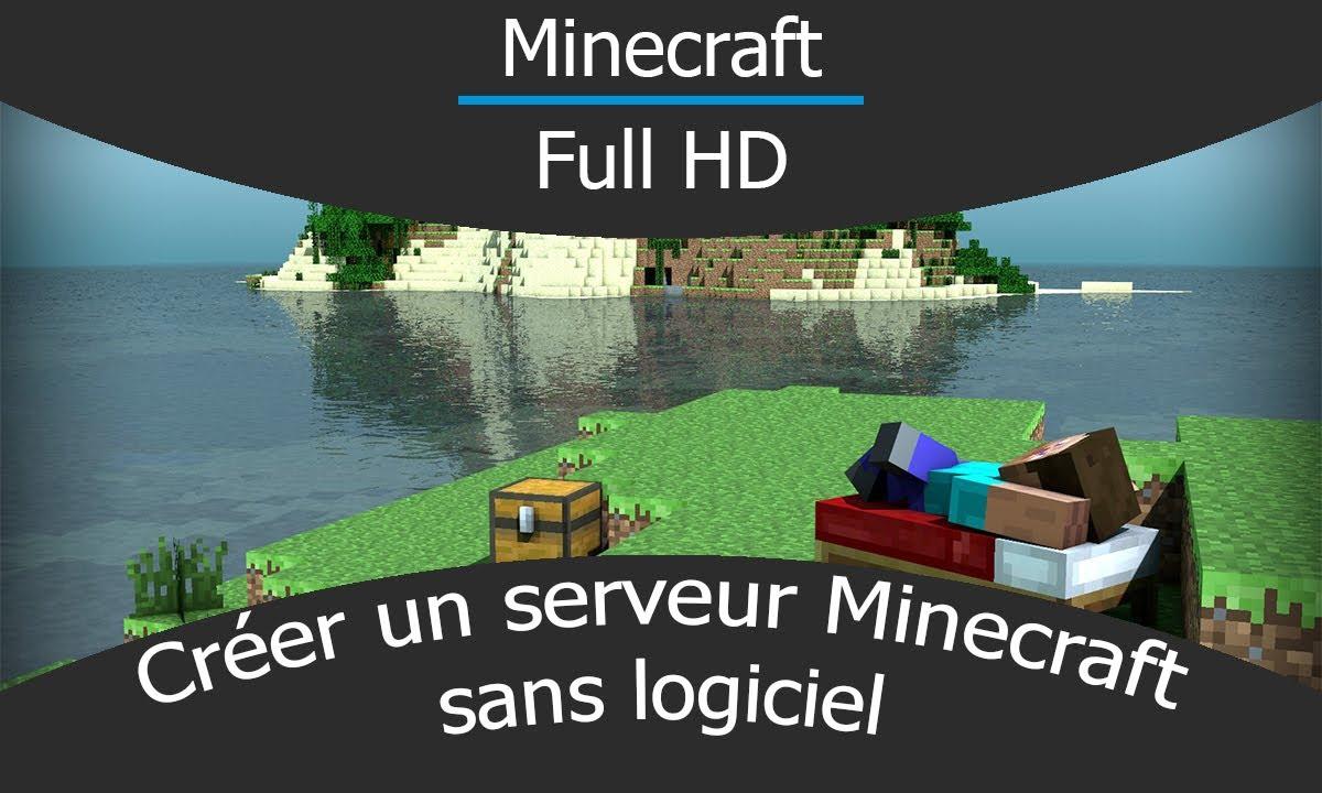 cr er un serveur minecraft 1 7 9 sans logiciel et gratuitement full hd fr youtube. Black Bedroom Furniture Sets. Home Design Ideas