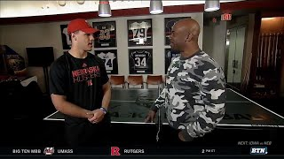 Loungin' with Howard: Adrian Martinez Nebraska B1G Football