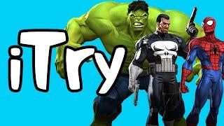 iTry - Marvel Contest of Champions - HULK SMASH!