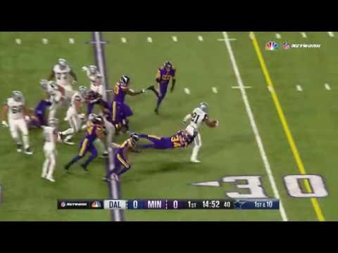 Cowboys vs. Vikings (Week 13)/Game Highlights/NFL NFL