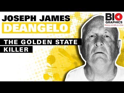 Joseph James DeAngelo: The Golden State Killer