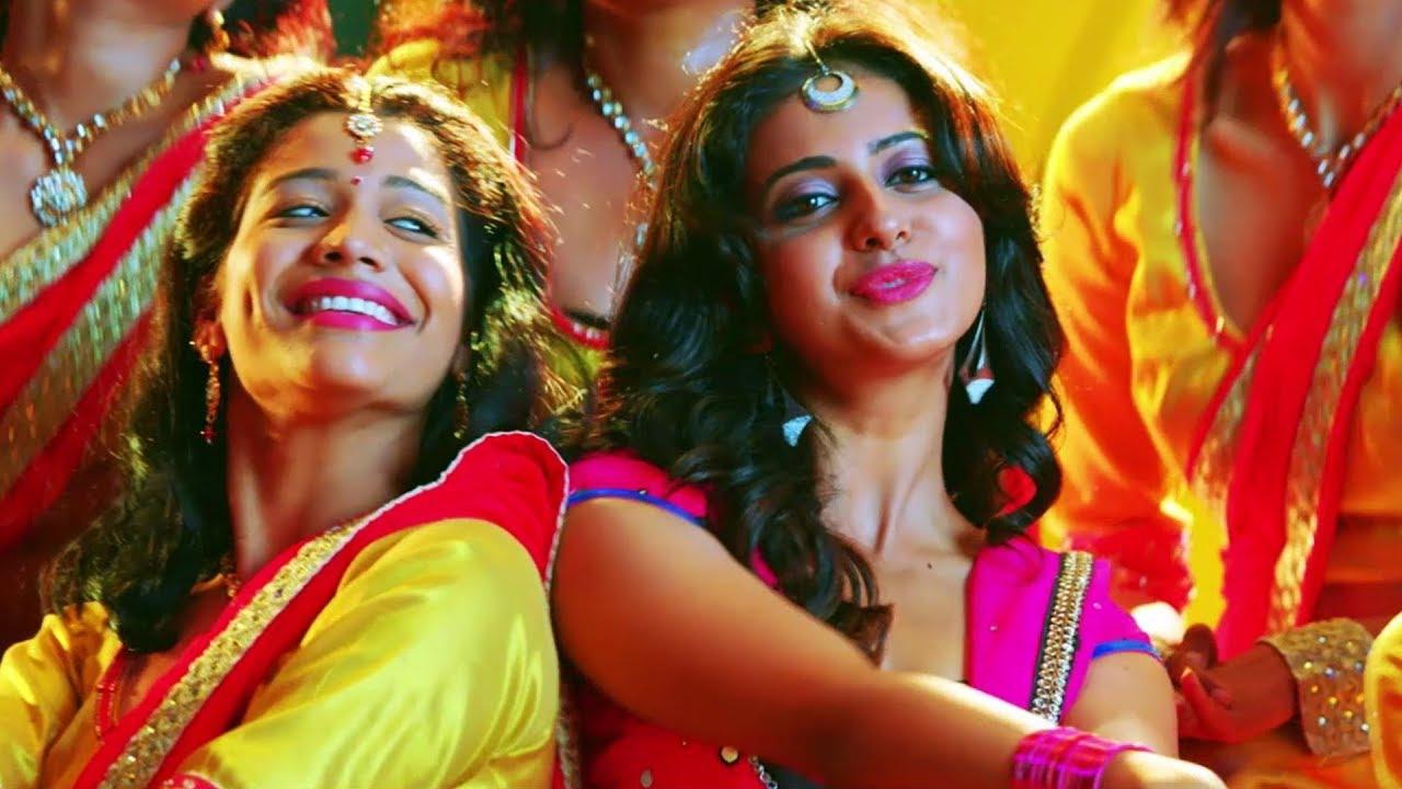 Download Rakul Preet Singh Video Song - Edukondala Venkata Ramana Song - Volga Videos