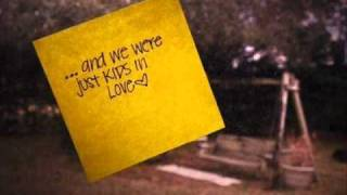 Mayday Parade - Kids in Love Acoustic Lyrics