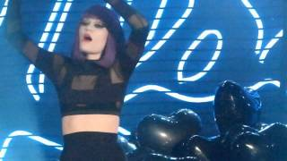 Jessie J - I need this  - live Doncaster 19 october 2011 - HD