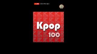 K-pop today hot 100