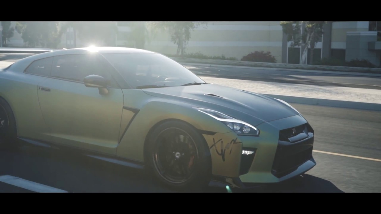 Tanner fox 39 s wrapped gtr and frs sd wrap youtube - Tanner fox gtr pictures ...