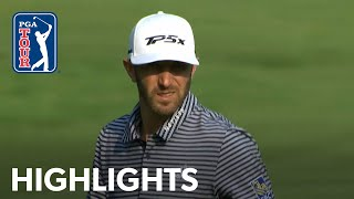 Dustin Johnson's winning highlights from WGC-Mexico 2019
