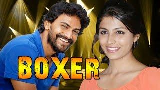 Kruthika Jayakumar In New Movie Boxer