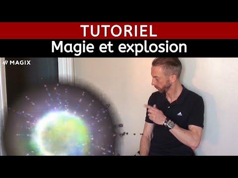 Tutoriel Comment faire une explosion Magix Video Deluxe Holivar