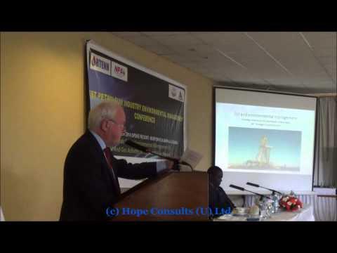 Opening Remarks and Keynote Addresses Munyonyo Conference